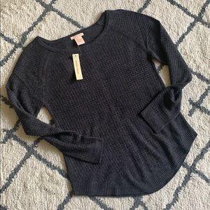 Sweet Romeo long sleeve sweater